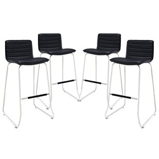 Troy 30.5 Bar Stool (Set of 4) Wade Logan