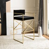 Kian Counter & Bar Stool by Willa Arlo Interiors
