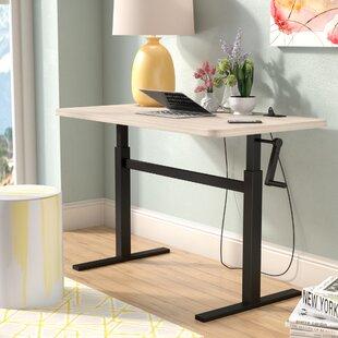 Best Deals Mittler Standing Desk ByLatitude Run