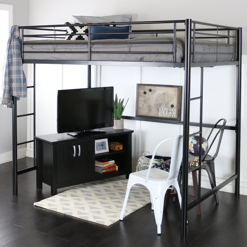 Maurice Full Loft Bed