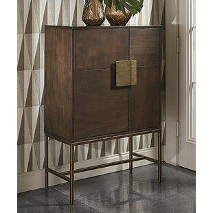 Jade Bar Cabinet