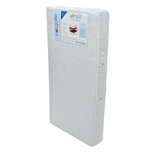 Best Price Ultra II 150 Coil Innerspring Crib Mattress By Colgate