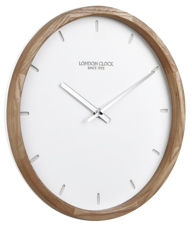 London clock company wanduhr klokke 25 cm bewertungen - Wanduhr 100 cm ...