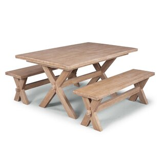 Romford 3 Piece Dining Set