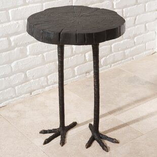 Ostrich End Table