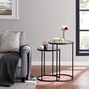 Springville 2 Piece Nesting Tables by Brayden Studio