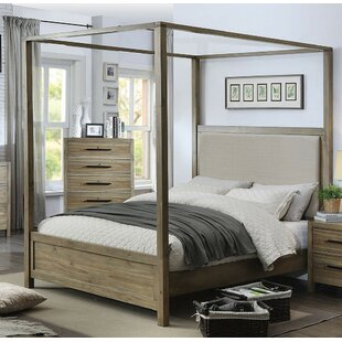 Glynda Canopy Configurable Bedroom Set