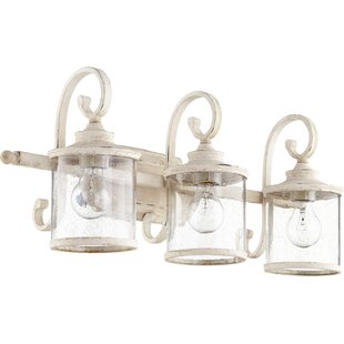 Searching for Miley 3-Light Vanity Light ByOphelia & Co.