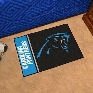 859d8eb9e NFL Carolina Panthers Starter Mat