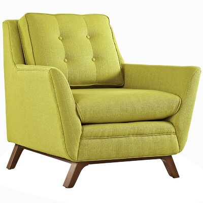 George Oliver Binder Armchair Upholstery: Wheatgrass