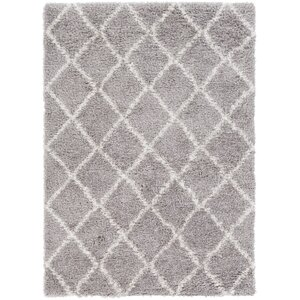 Waldron Luca Gray / Ivory Area Rug
