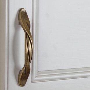 Perfect for That Reno Project Brass Tone Decorative Drawer Handles Vintage Dresser Pulls 4 Door Handles