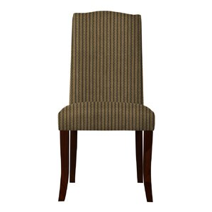 Lasseter Stripe Parsons Chair (Set of 2) by Red Barrel Studio