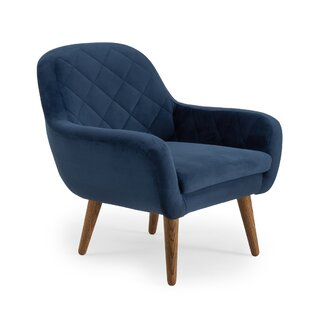 Wetherby Armchair by Everly Quinn Savings