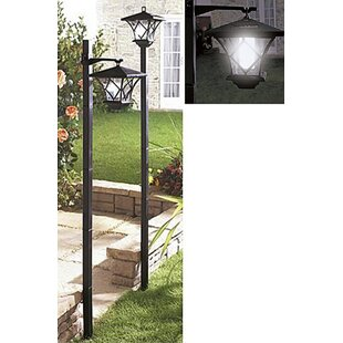 Solon Outdoor 1-Light 61 Post Light