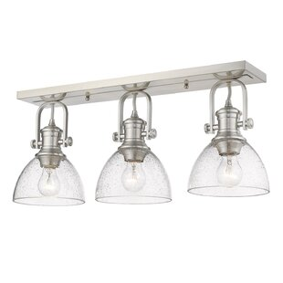 Vedder 3-Light Semi Flush Mount