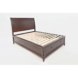 Parkridge Storage Platform Bed by Alcott Hill Best Design