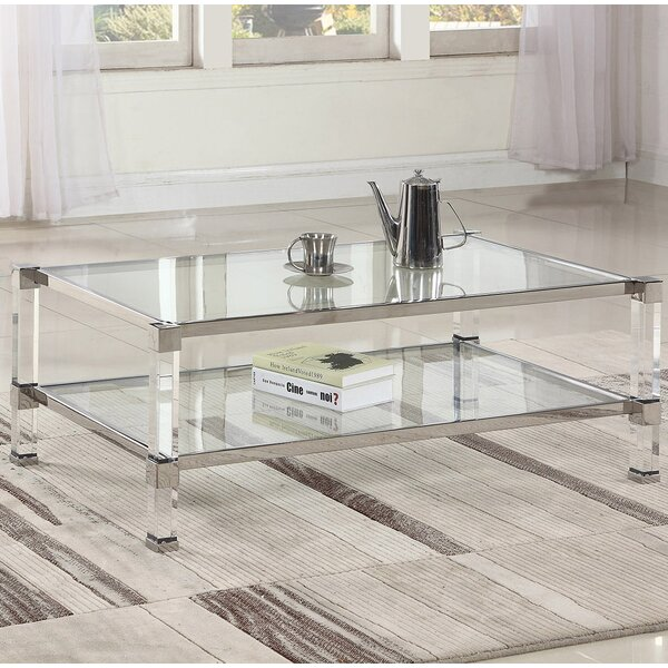 Orren Ellis Mcauley Coffee Table Reviews Wayfair