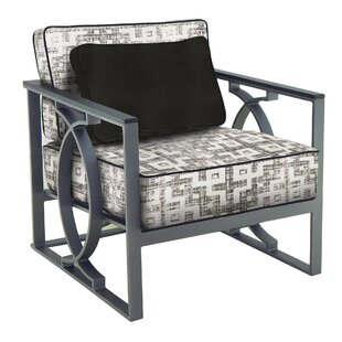 Sunrise Patio Chair with Cushion