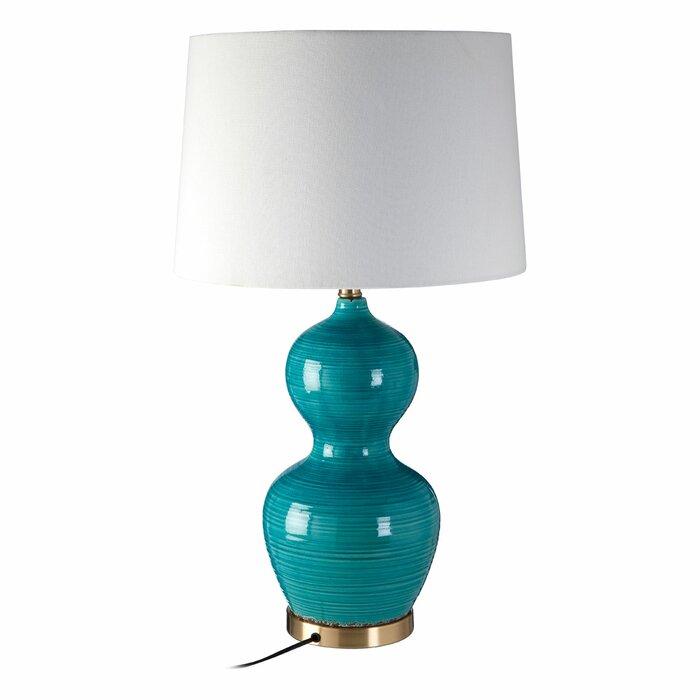 Wayfair Table Lamps >> Saugus 70cm Table Lamp