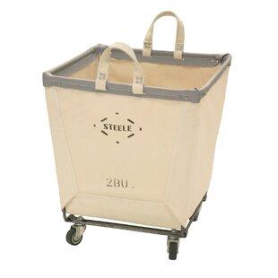 Square Carry Laundry Hamper