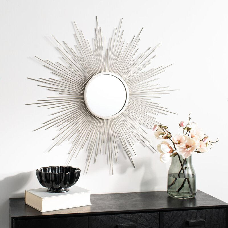 Wrought Studio Knouse Modern And Contemporary Accent Mirror Reviews Wayfair