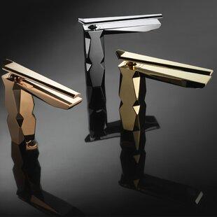 Ikon Low Luxury Single Hole Bathroom Faucet