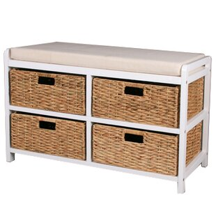 Hall Storage Bench | Wayfair.co.uk