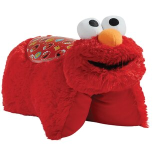 Sesame Street Elmo Night Light By Pillow Pets