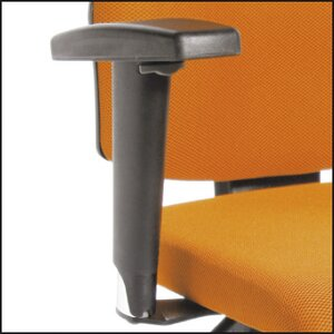 Height-adjustable armrests type T2 CHR