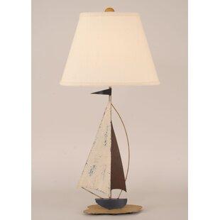 Inexpensive Coastal Living 28 Table Lamp By Coast Lamp Mfg.