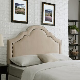Deals Cuellar Queen Upholstered Panel Headboard by Alcott Hill