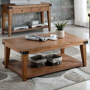 Aon Coffee Table by Loon Peak