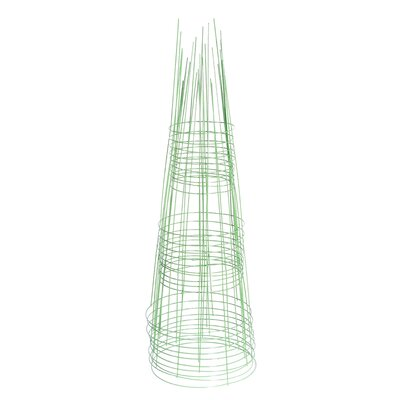 Plant Support Glamos Wire Color: Light Green, Size: 42 H x 14 W x 14 D