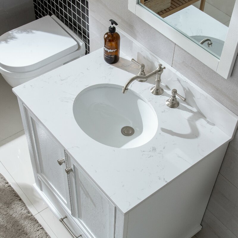 "Belton 30"" Single Bathroom Vanity Set"