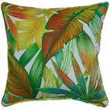 Cantrel Indoor/Outdoor Throw Pillow