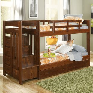 Twin Bunk Bed With Storage by Chelsea Home Amazing