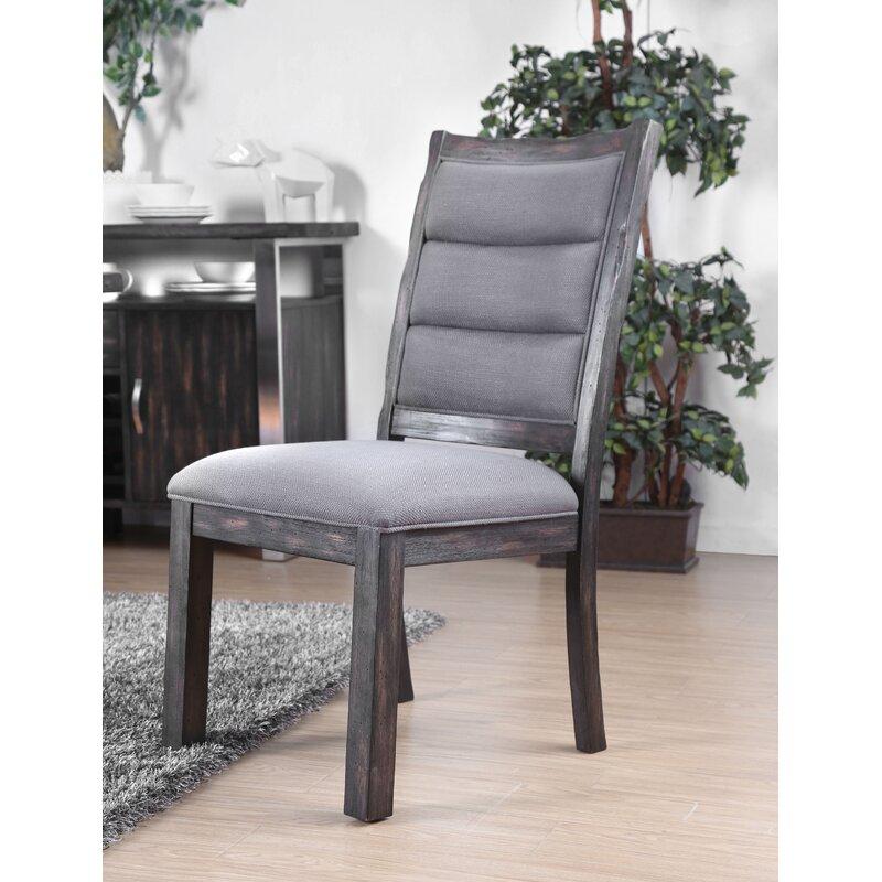 Brayden Studio Almeda Upholstered Dining Chair Wayfair