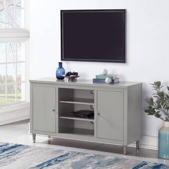 Williston Forge Munich Tv Stand For Tvs Up To 58 Reviews Wayfair