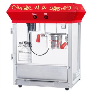 4 Oz. All-Star Tabletop Popcorn Machine