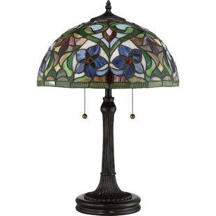 Yerres Tiffany 23.5 Table Lamp