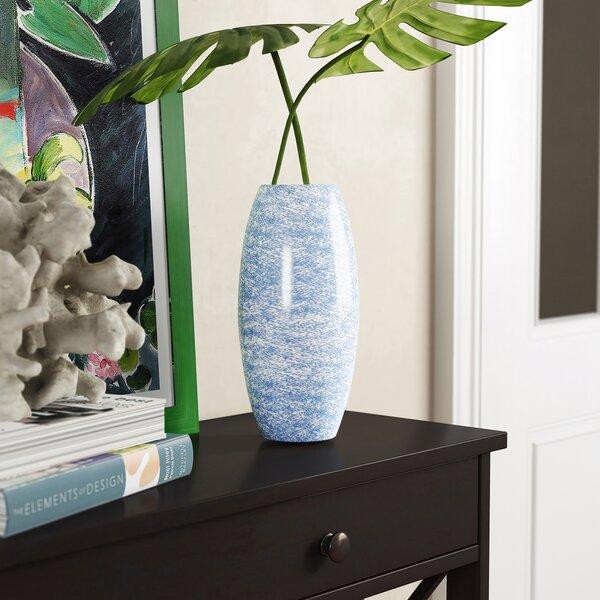 Highland Dunes Ukee Ceramic Table Vase Wayfair