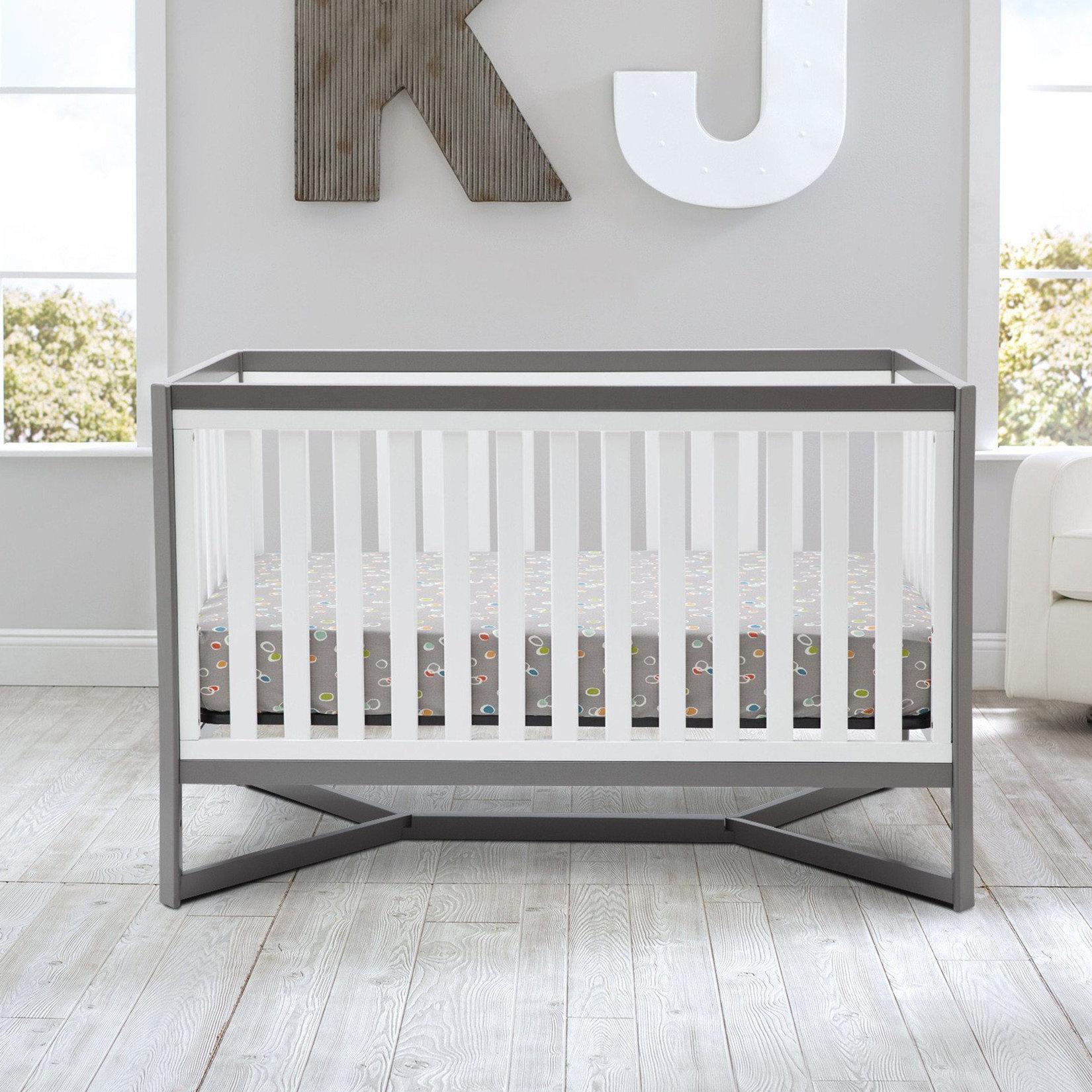 Delta Children Tribeca 4 In 1 Convertible Crib Reviews Wayfair
