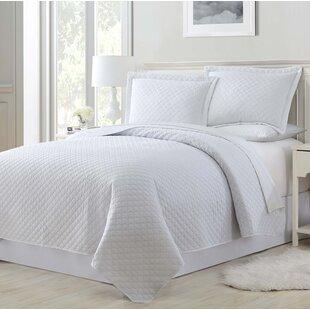 Seraphina Premium Embossed Quilt Set