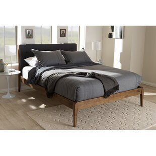 Bennet Upholstered Platform Bed