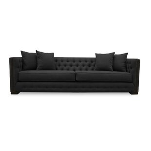 Affordable Bari Chesterfield Sofa by South Cone Home Reviews (2019) & Buyer's Guide