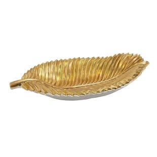 Leaf Decorative Plate  sc 1 st  AllModern & Modern \u0026 Contemporary Decorative Plate Holders | AllModern
