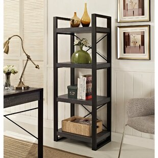 Best Price Cash Etagere Bookcase By Ivy Bronx