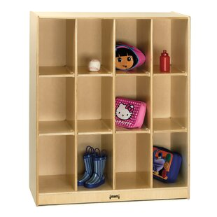 Affordable 12 Compartment Cubby By Jonti-Craft