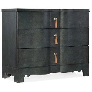 Great choice Melange Natasha 3 Drawer Accent Chest ByHooker Furniture
